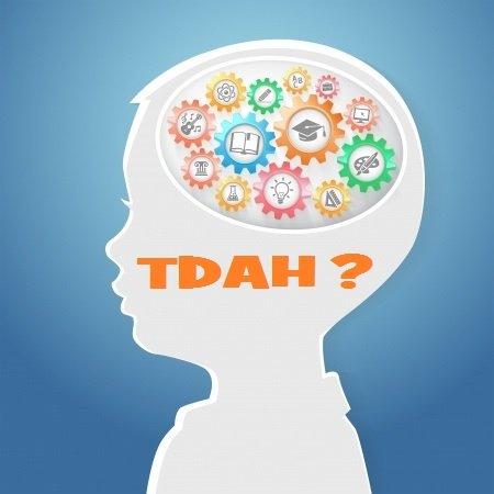 Trastorno de atención e hiperactividad en niños (TDAH)
