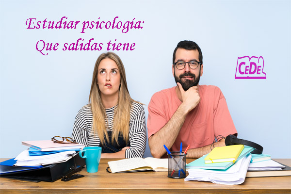 Estudiar psicología: ¿Qué salidas tiene?