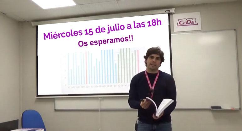 Sesión informativa curso pir septiembre