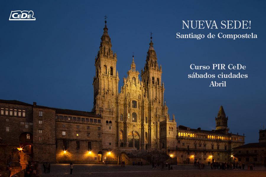 CEDE abre su sede PIR en Santiago de Compostela (Galicia)