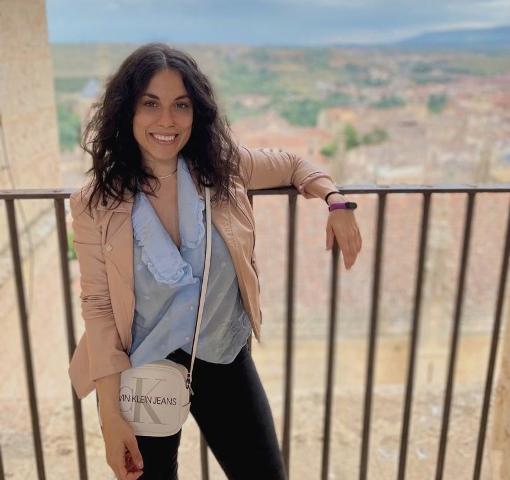 Experiencia de Sandra Cabrera Redondo convocatoria PIR 2020.