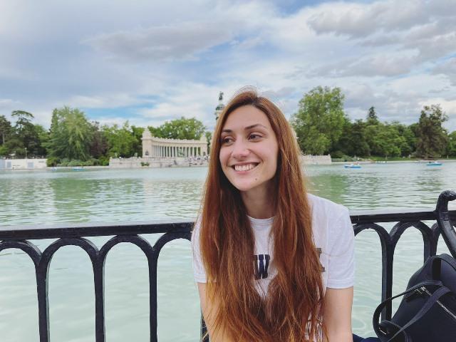 Experiencia de Lorena Soto convocatoria PIR 2020