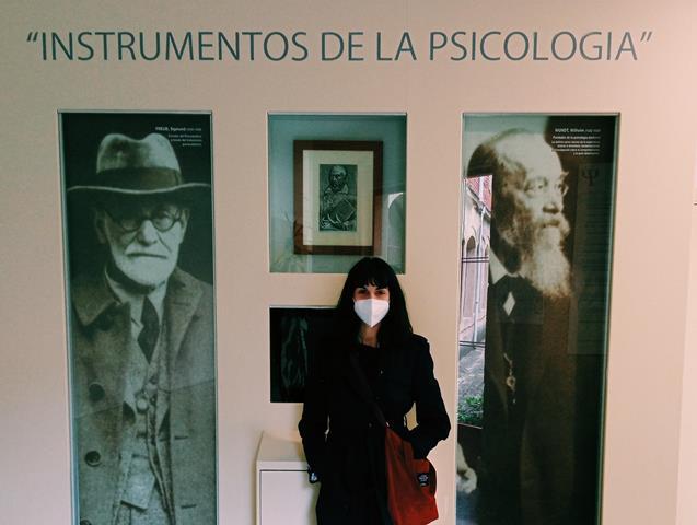 Experiencia de María Sánchez Alfonso convocatoria PIR 2020