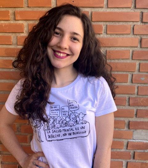 Experiencia de María Gallego convocatoria PIR 2020