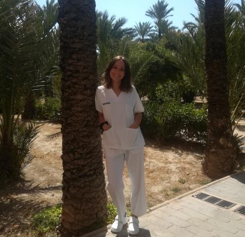 Experiencia Irene González convocatoria PIR 2020